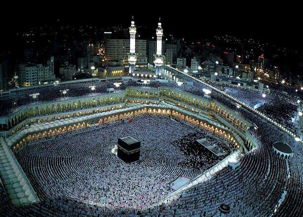 Gambar Walpaper Masjidil Haram dan Masjid Nabawi