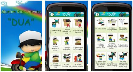 Android: Aplikasi Doa untuk Anak